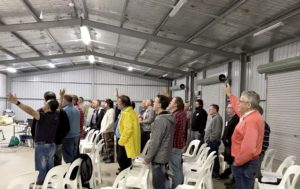 Fair Dinkum Men's Ministries Cowra Conference, Cowra and the surrounding area in the Central West of NSW